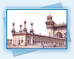 Mecca Masjid -  Andhra Pradesh