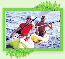 Canoeing - Kerala Adventure Travel