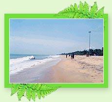Aappuzha Beach - Kerala