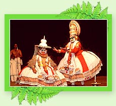 Kathakali  - Classical Arts of Kerala