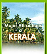 Major Attractions of Kerala