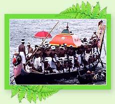 Backwaters - Kerala