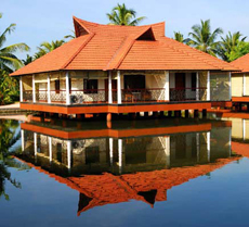 Lake Palace Resort - Alleppey