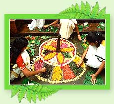 Onam - Fairs & Festivals in Kerala