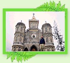 St Francis church -  Kerala