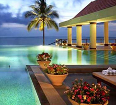 Accommodation At Hotel Leela Kovalam Beach Resort