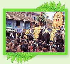 Thrissur Pooram - Fairs & Festivals in Kerala