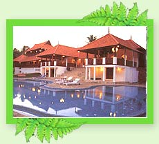 The Travancore Heritage Sea Side Resort