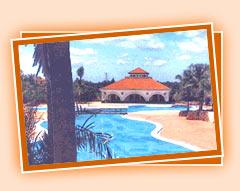 Golden Palms Spa and Resort Hotel -  Bangalore