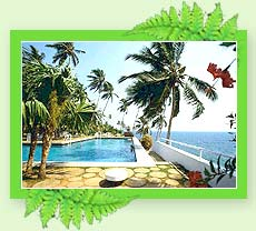 Swimming Pool - Kovalam